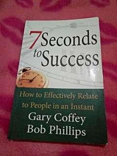 7 Seconds to Success Book
