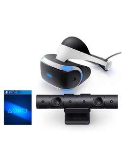 Playstation VR with Camera