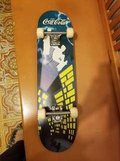 可口可樂滑板