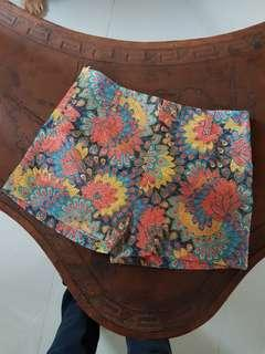 BN Floral Shorts