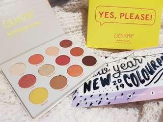Colourpop — Yes Please! eyeshadow palette