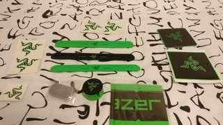 LIMITED EDITION Razer Goodies