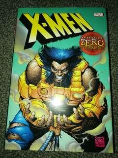 MARVEL X-MEN Operation Zero Tolerance