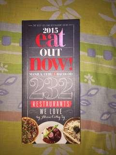 Restaurants We Love Book