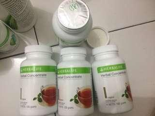 Herbalife herbal concentrate (Thermo)