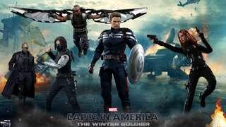 Hot toys Captain America: Winter Soldier
