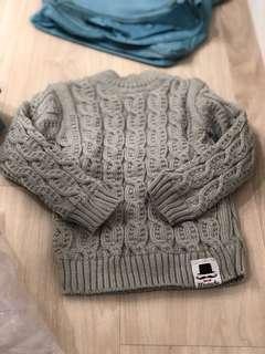Boy's & Girl's sweater extra warm suitable for wintwrt