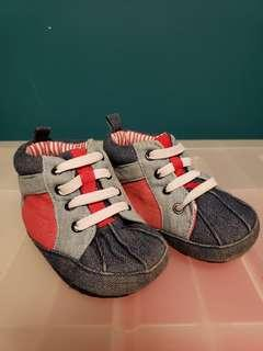 ankle shoe for baby