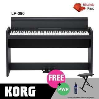 KORG Digital Piano  LP-380