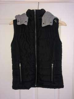 All About Eve hooded vest Size 8 (small)