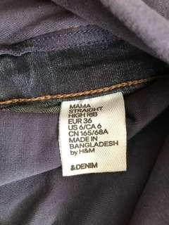 H&M Jeans pregnancy