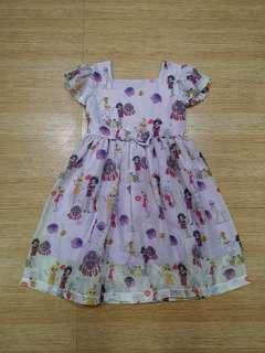 Little miss violet dress