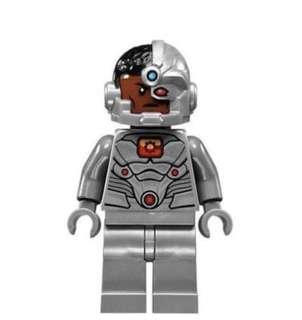 Lego DC Super Heroes 76098 Cyborg