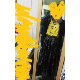 轉賣找到了服飾工作室 迷彩長裙