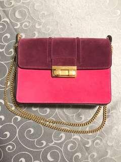 Lanvin Colour-block Bag