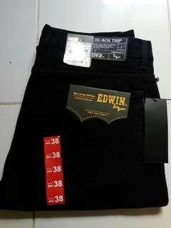 Celana edwin jeans original big size 38