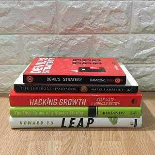 Self help Book Bundle