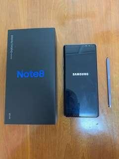Samsung Note 8 series