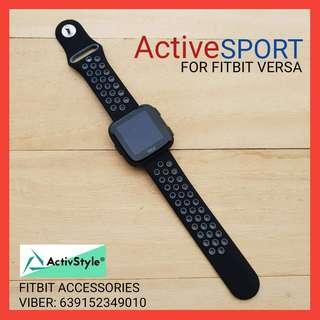 New strap set is available for Fitbit Blaze