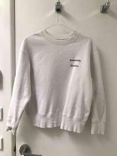 Assembly Label Sweater Jumper