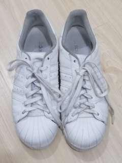 Adidas Superstar White Size 10 (Authentic/orig/Legit) (REPRICED)