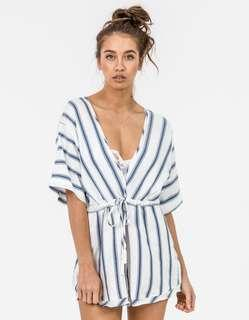 Bec and Bridge Iris Playsuit