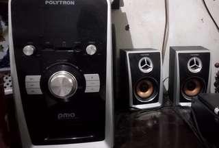 Speaker Bluetooth Merk Polytron