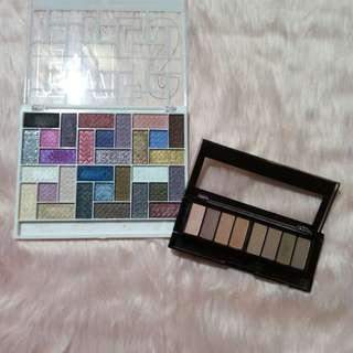 Preloved Eyeshadow Palette Bundle