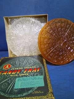Vintage Candy Trays