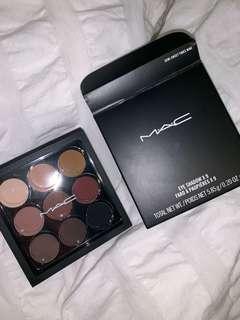 Mac semi-sweet times nine eyeshadow palette