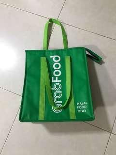 Grabfood Halal Bag