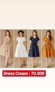 Dress Cream