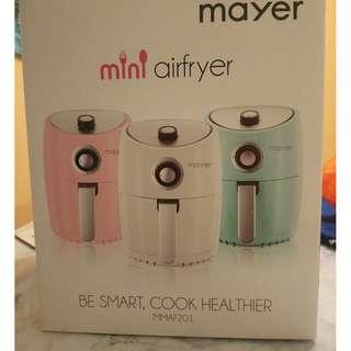 Grab the offer on Mayer Airfryer.