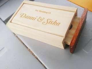 Flashdisk kayu 16 gb wooden flashdrive
