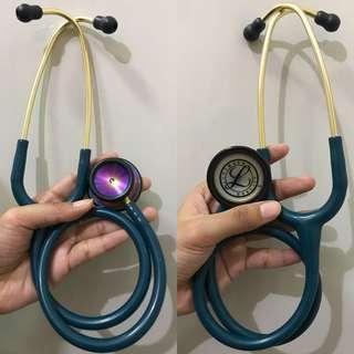 Stetoskop Littmann classic II Caribbean Blue Special Rainbow Edition