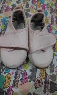 Flossy kids shoes pink soft original