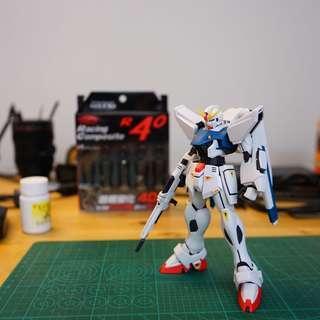 Bandai MG 1/100 F91 Ver.2.0 Gundam 高達模型 素組完成品 HG RE MG PG RG