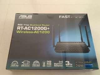 ASUS 802.11ac Dual-band Router