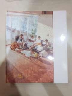 INSTOCKS BTS OFFICIAL EXHIBITION BOOK 2018