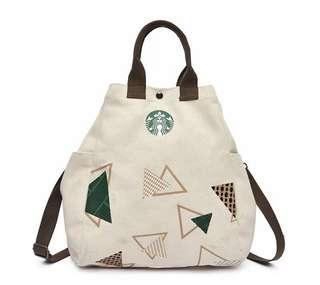 Starbuck bagpack