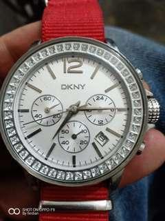 Jam DKNY original 550nego