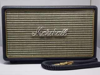 Preloved Marshall Acton Bluetooth Speaker