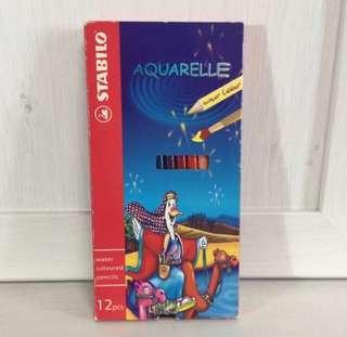 Stabilo Aquarelle Water Coloured Pencil (authentic)