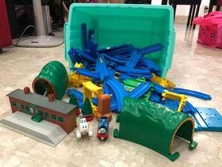 Thomas the train track