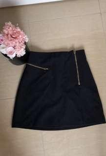 TOPSHOP Work Skirt