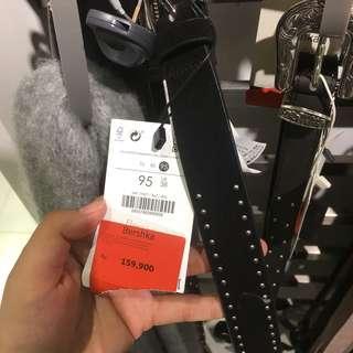 Bershka belt
