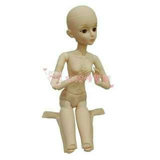 Ball Jointed Doll ( BJD )