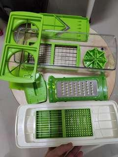 Grater cutters pmulti pieces