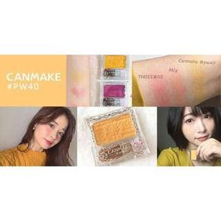 Canmake Powder Cheek PW40