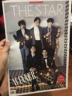 The Star magazine Winner edition Dec 2014